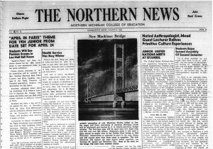 Northern's newspapers | The Northern Tradition